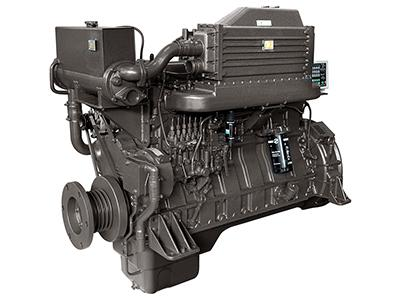 G Series Marine Engine