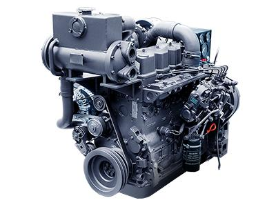 H Series Marine Engine