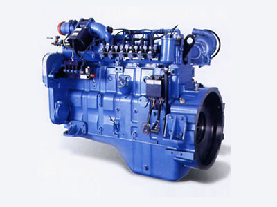 9L Natural Gas Engine